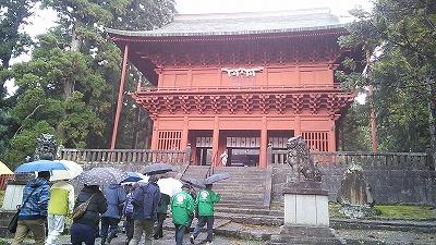 岩木山神社詣で