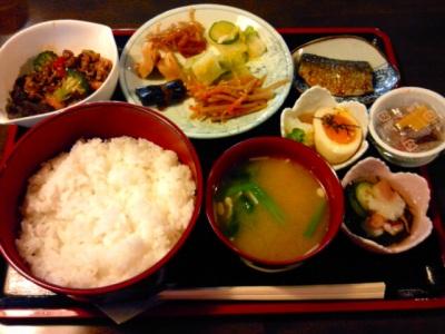 R-innの朝食