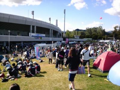 第37回札幌マラソン会場