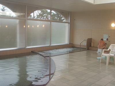 びふか温泉お風呂