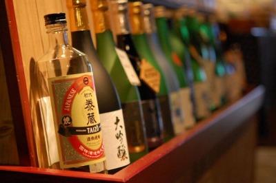 国稀のお酒並び