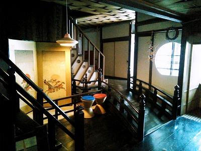 弘前石場旅館の中
