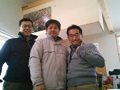 ゆめりんごの吉田さんと坂元さん
