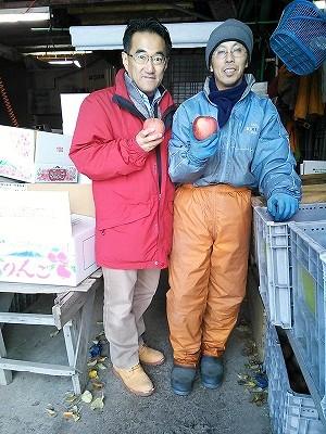弘前の田中会長と