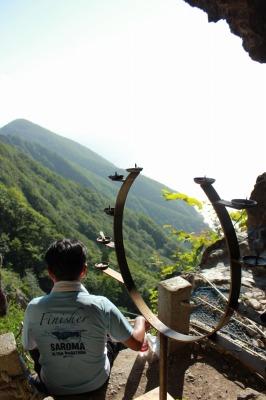 太田神社上から絶景