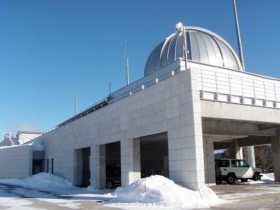 陸別銀河の森天文台