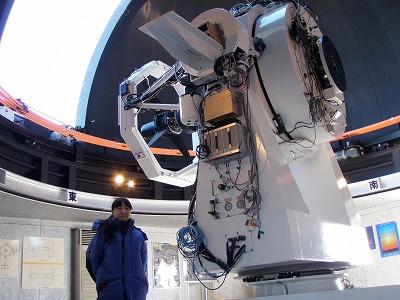 銀河の森天文台反射望遠鏡