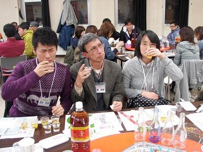 中川冬版利き酒大会3人