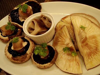 バルコ椎茸&マッシュルーム