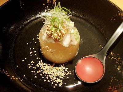 さくら京屋の魚料理