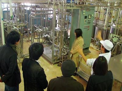 酪農学園大学乳製品製造施設