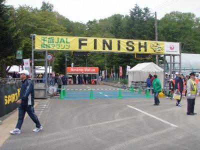 千歳マラソン2012