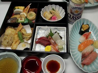 小樽屋形船和食膳