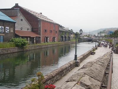 小樽運河景観