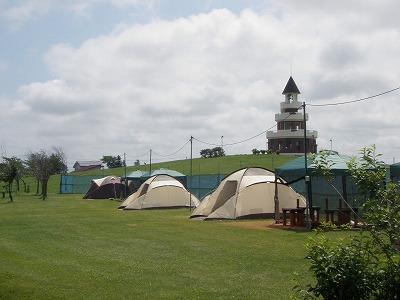 新篠津手ぶらキャンプサイト