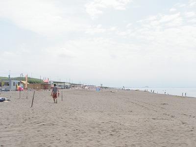 石狩浜海水浴場