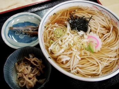 三忠食堂本店の「津軽そば」
