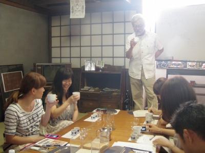 第2回日本酒大学千田部長講義