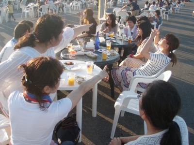 第2回観光港祭り宴会!