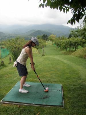 八剣山パークゴルフ
