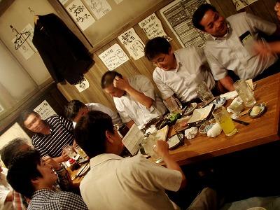 20110818北GTN役員会飲み会