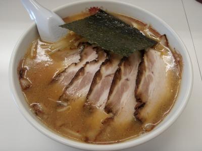 麺屋誠の味噌チャーシュー麺