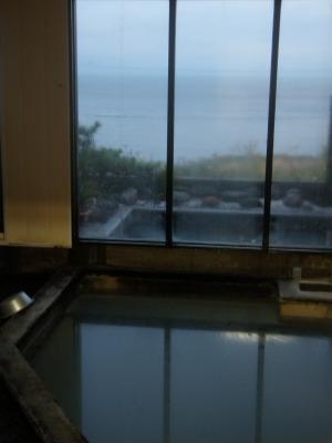 モッタ海岸温泉の朝!