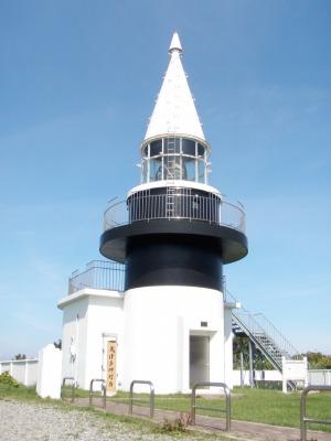 茂津多岬灯台