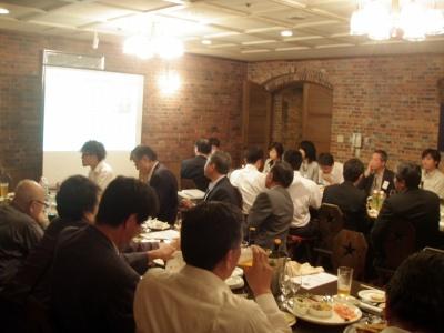 北海道遺産交流会議パーティー