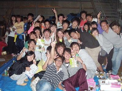 中川よさこいチーム前夜祭