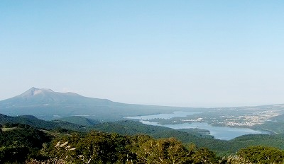 きじひき高原から駒ケ岳・大沼・小沼