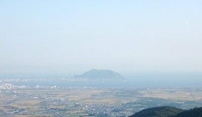 きじひき高原から函館山・函館湾
