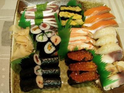 2012秋大寿し寿司