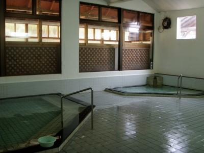 中標津保養所温泉ウチ風呂