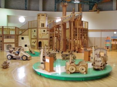 にしおこっぺ「木夢」の展示