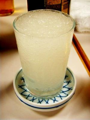 揚子江シバレ酒