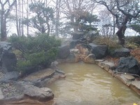 洞爺観光ホテル露天風呂1