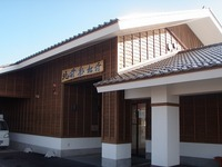 松前道の駅外観