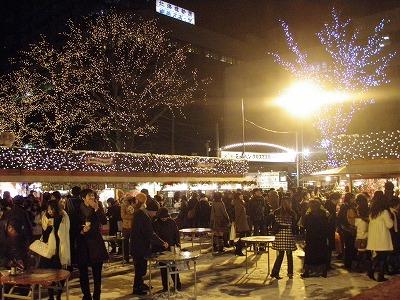 ミュンヘン・クリスマス市会場のサムネール画像