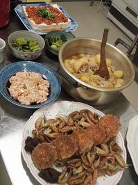 キッチンまり子料理1