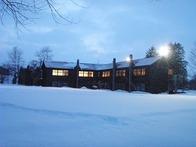 アルテ冬の校舎
