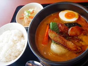 スープカレーfor前田町長
