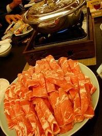 宏楽園夕食2