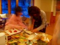 寿司作り教室1