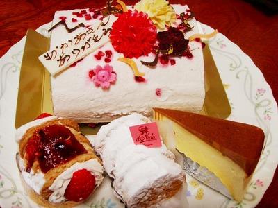 イル・ニードのケーキ