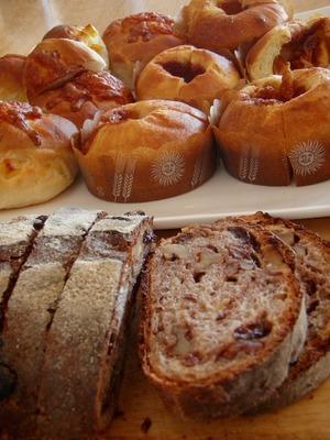 ヴェルジネの朝のパン!