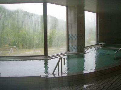 ポンピラ浴室