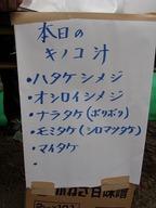 キノコ汁5種の名前
