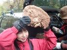 キノコ狩り収穫2
