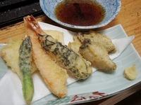 「浜焼ヤママル」天ぷら